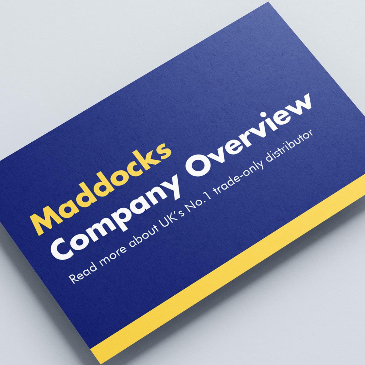 Visión general de Maddocks